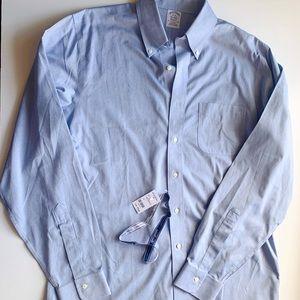 Nwt brooks brother button up dress shirt